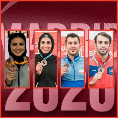 photo 2020 03 16 22 35 27 1024x1024 1 400x400 - سارا بهمنیار نخستین بانوی المپیکی تاریخ ورزش گیلان شد