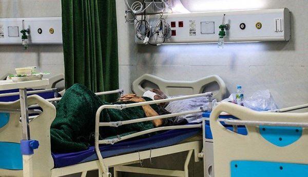 بیمارستان کرونا 600x345 - آمار رسمی کرونا در 5 تیر/ شناسایی 2595 بیمار و 134 فوتی