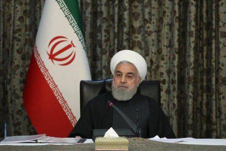 حجت الاسلام و المسلمین حسن روحانی 450x300 - تقریبا به مرحله مهار کرونا رسیده ایم / اگر برخی استان ها بیشتر همراهی می کردند، اکنون شرایط بهتری داشتیم
