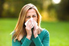 کاهش علایم حساسیت فصلی بدون مصرف دارو