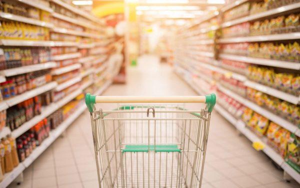سبد خرید کالا فروشگاه 600x376 - افزایش ۴۳ درصدی هزینه خانوارها/ بهداشت و درمان ۴۴ درصد گران شد