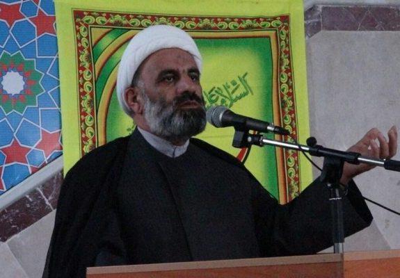 حجتالاسلام احسانالله محمدی 575x400 - انتصاب مسئول دفتر نمایندگی ولی فقیه در سپاه قدس گیلان
