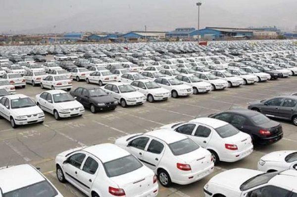 خودرو 600x398 - قیمت جدید محصولات ایران خودرو و سایپا اعلام شد