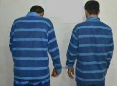 دستگیری پدر و پسر سارق با ۱۱ فقره سرقت در لاهیجان
