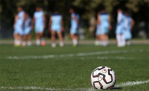 فوتبال - تست کرونا ۲ فوتبالیست لیگ برتری مثبت اعلام شد