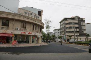 گزارش تصویری پروژه های عمرانی سطح شهر لاهیجان