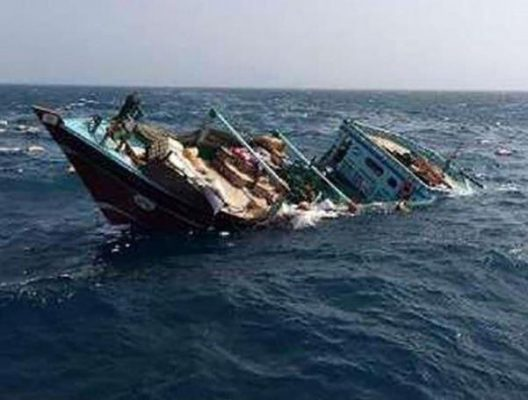 بهبهان 528x400 - تایید غرق شدن کشتی باری «بهبهان» در آب های عراق با یک کشته و دو مفقودی
