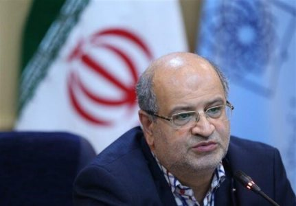 دکتر زالی 431x300 - تعداد بستریهای جدید کرونایی در تهران از تعداد ترخیصشدگان سبقت گرفت