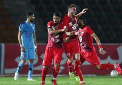 جدول لیگ برتر فوتبال در پایان روز اول هفته بیستودوم؛ پرسپولیس در اوج، شاهین و پیکان در قعر