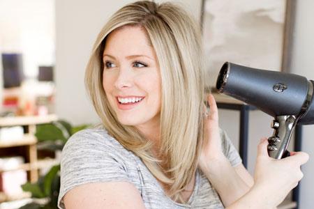 سشوار مو - نقش سشوار در نابود کردن موهای شما!