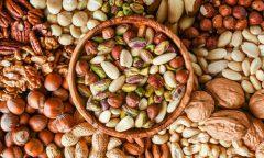 ۶ مغز دانه برای کاهش وزن