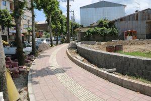 پروژه های عمرانی سطح شهر لاهیجان/گزارش تصویری