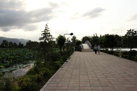 پیاده راه طبیعت لنگرود - اتمام پیاده راه طبیعت لنگرود ۵۰ میلیارد ریال اعتبار نیاز دارد