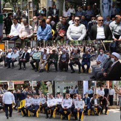 photo 2020 06 13 13 30 53 400x400 - حضور شهردار ،رئیس و اعضای شورای شهر لاهیجان درمراسم سی و یکمین سالگرد ارتحال امام خمینی