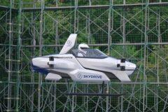 نخستین آزمایش عمومی خودرو پرنده تویوتا انجام شد /ساخت تویوتای پرنده با ظرفیت دو سرنشین تا سال ۲۰۲۳