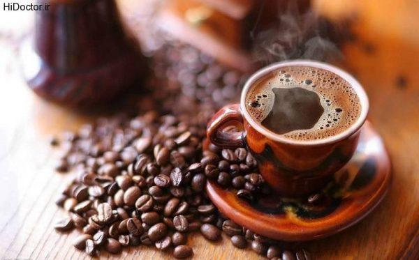 قهوه 600x373 - آیا نوشیدن قهوه خطرناک است؟