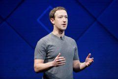 بنیانگذار جوان فیس بوک سومین ثروتمند ۱۰۰ میلیارد دلاری جهان شد
