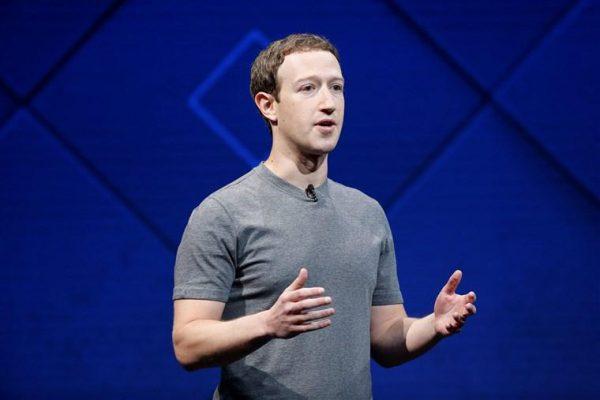 مارک زاکربرگ 600x400 - بنیانگذار جوان فیس بوک سومین ثروتمند 100 میلیارد دلاری جهان شد