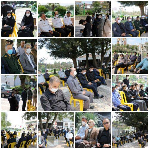 مراسم عزاداری هیات مذهبی شهرداری لاهیجان برگزار شد 500x500 - مراسم عزاداری هیات مذهبی شهرداری لاهیجان برگزار شد