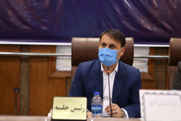 مهندس علی فتحاللهی 700x467 - اعمال طرح تشدید محدودیت های کرونایی در رشت/ممنوعیت صدور مجوز تردد