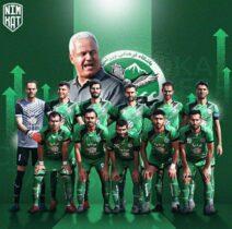 چوکای تالش به لیگ یک فوتبال کشور صعود کرد