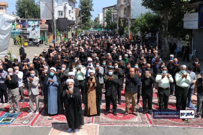 Negar 20200830 160938 700x467 - نماز ظهر عاشورا در شهرهای گیلان از جمله شهرستان رودسر اقامه شد + تصاویر