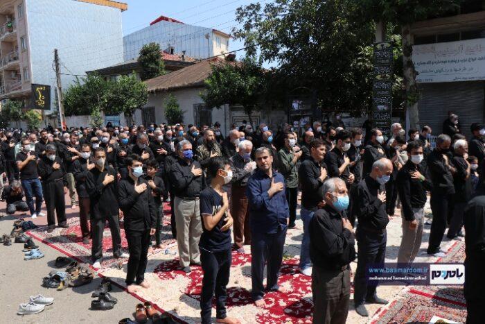 Negar 20200830 161108 700x467 - نماز ظهر عاشورا در شهرهای گیلان از جمله شهرستان رودسر اقامه شد + تصاویر