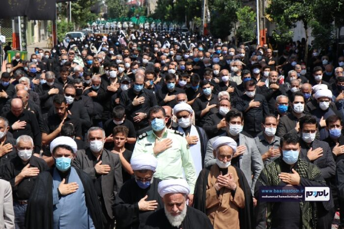 Negar 20200830 161201 700x467 - نماز ظهر عاشورا در شهرهای گیلان از جمله شهرستان رودسر اقامه شد + تصاویر