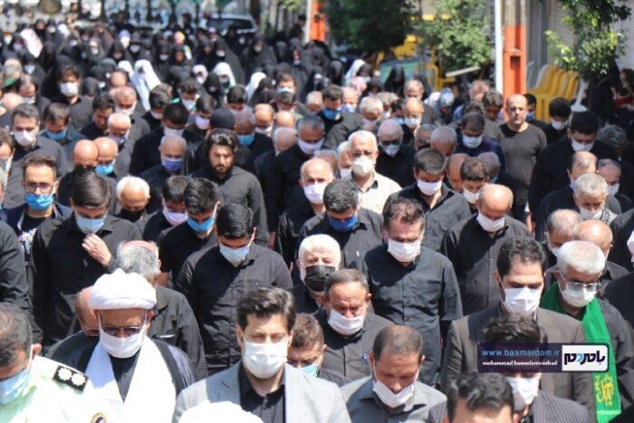 Negar 20200830 161222 700x467 - نماز ظهر عاشورا در شهرهای گیلان از جمله شهرستان رودسر اقامه شد + تصاویر