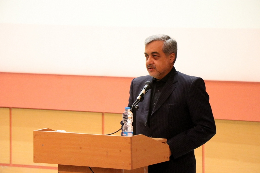اسماعیل میرغضنفری فرماندار انزلی - گزارش تصویری مراسم تکریم و معارفه فرماندار لاهیجان