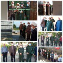 افتتاح دو مسکن محرومین در بخش کلاچای شهرستان رودسر