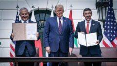 نگاهی به مهم ترین بندهای توافق امارات و رژیم صهیونیستی