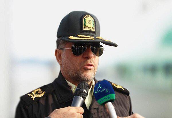سردار عزیزاله ملکی - انهدام باند سارقان منازل با ۳۰ فقره سرقت در رشت
