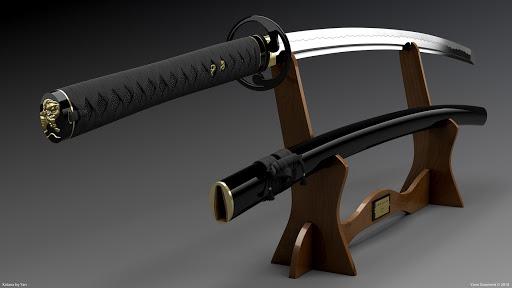 شمشیر سامورایی - قتل جوان تهرانی با شمشیر سامورایی