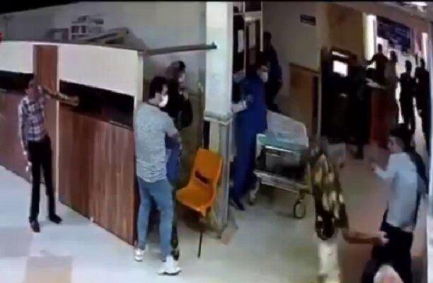 عاملان ایجاد رعب و وحشت در بیمارستان پورسینا رشت - دستگیری ۴ نفر از عاملان ایجاد رعب و وحشت در بیمارستان پورسینا رشت