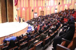 گزارش تصویری مراسم تکریم و معارفه فرماندار لاهیجان