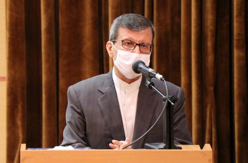 یونس محمودی فرماندار لاهیجان - گزارش تصویری مراسم تکریم و معارفه فرماندار لاهیجان