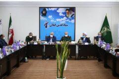 فرمانده سپاه قدس گیلان از تلاش های خستگی ناپذیر کادر سلامت استان تقدیر کرد