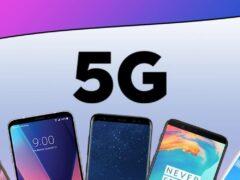 برای تهیه تلفن های هوشمند ۵G چقدر باید هزینه کرد؟