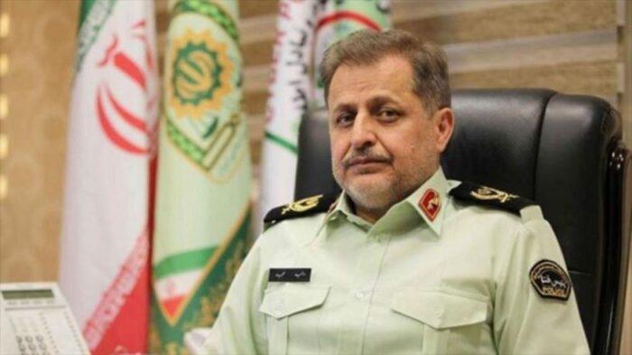 سردار وحید مجید 700x393 - سرقت اطلاعات بانکی ۳۰ هزار کاربر از سامانه سجام