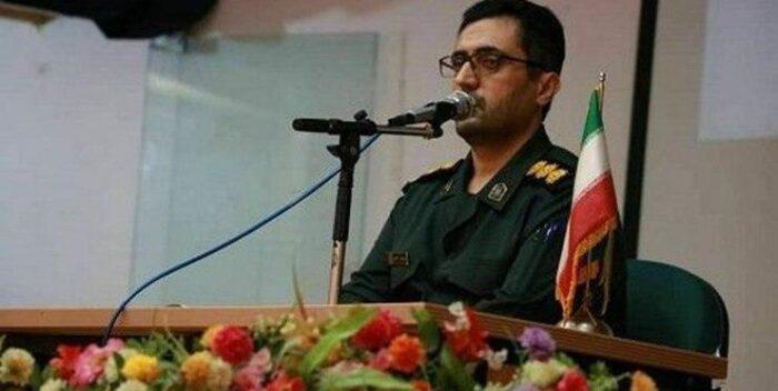 سرهنگ سیداکبر قاسمی 700x352 - دستگیری عامل اهانت به آمر به معروف در پارک کشاورز رشت