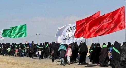 هرگونه راهپیمایی و پیاده روی به مناسبت اربعین ممنوع است - هرگونه راهپیمایی و پیادهروی به مناسبت اربعین حسینی(ع) ممنوع است