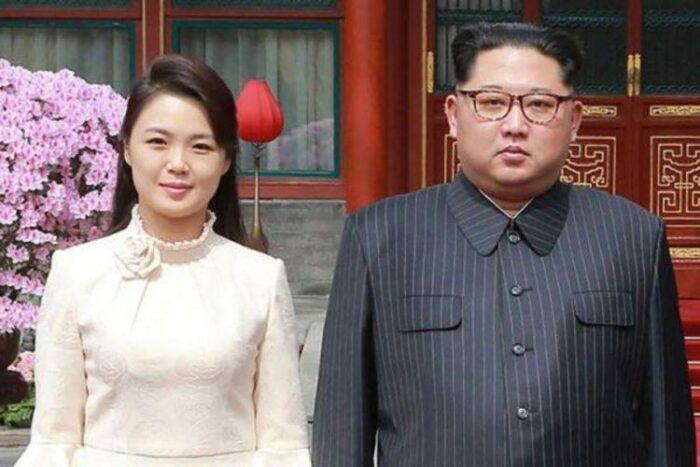 همسر رهبر کره شمالی 700x467 - ناپدید شدن همسر رهبر کره شمالی!