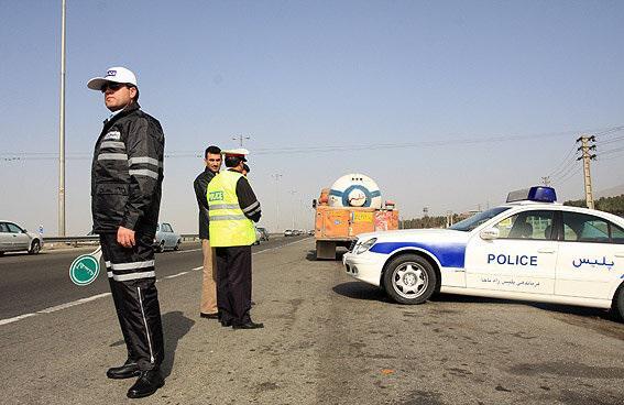پلیس مرز - جلوگیری از حضور زائران در مرزها / جریمه خودروهایی که به مرزها می روند