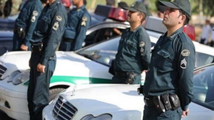 پلیس 700x393 - برخورد پلیس امنیتی و بسیج با عوامل سگ گردانی، فروشندگان مواد مخدر و مزاحمین نوامیس در سه پارک رشت
