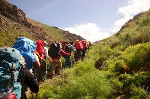 گردشگری - جمع آوری گروه های گردشگری و کوهنوردی غیر مجاز در گیلان