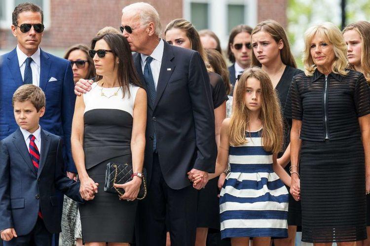 تصاویر جو بایدن، همسر، فرزندان و نوهها 10 - مجموعه تصاویر جو بایدن، همسر، فرزندان و نوهها/ First Family جدید آمریکا