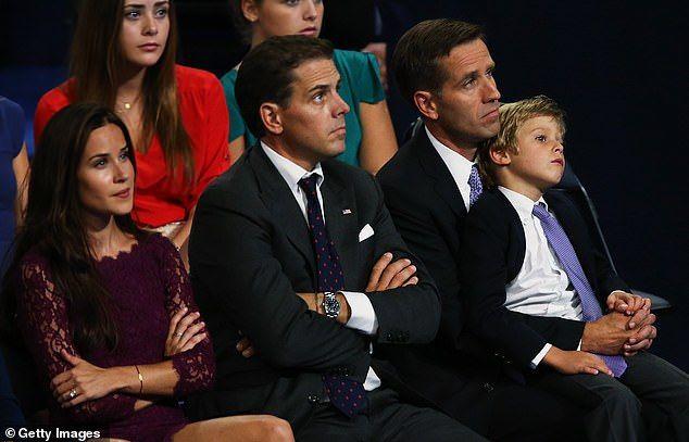 تصاویر جو بایدن، همسر، فرزندان و نوهها 15 - مجموعه تصاویر جو بایدن، همسر، فرزندان و نوهها/ First Family جدید آمریکا