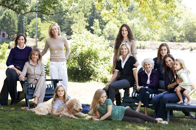 تصاویر جو بایدن، همسر، فرزندان و نوهها 7 - مجموعه تصاویر جو بایدن، همسر، فرزندان و نوهها/ First Family جدید آمریکا