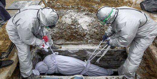 فوتی کرونا - تعداد واقعی کشته های کرونا در ایران 250 هزار نفر است